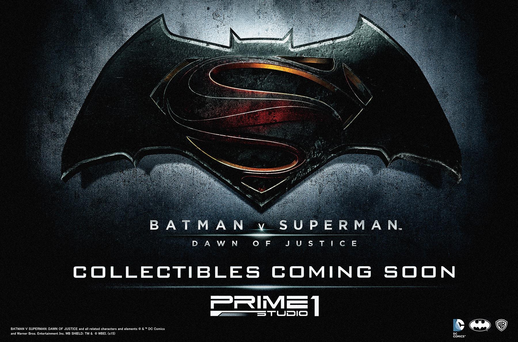 Prime Studio 将推出蝙蝠侠大战超人 正义黎明 系列雕像 玩家社区 专业的兵人模型论坛