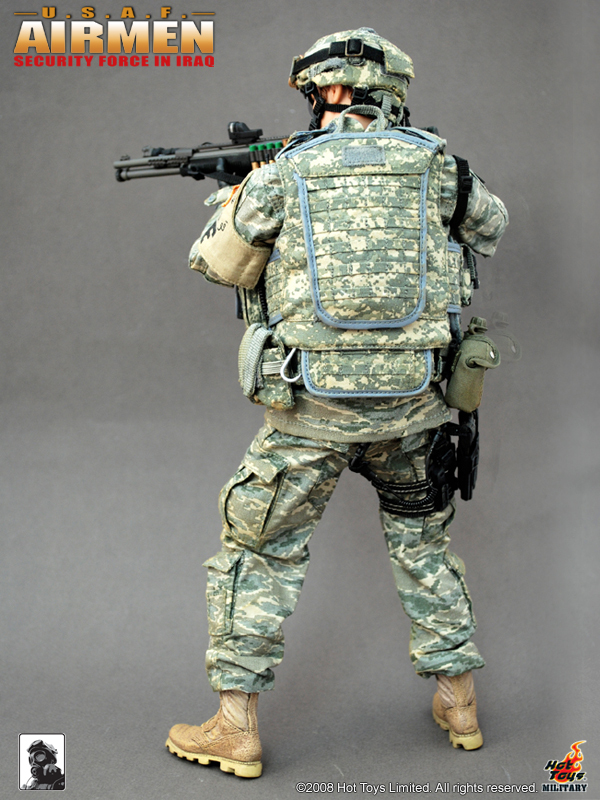 U.S.A.F. AIRMEN SECURITY FORCE IN IRAQ_02.jpg