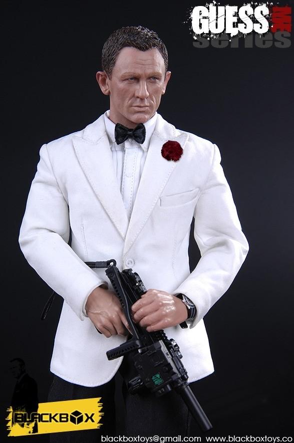 007手表_Blackbox toys-- spectre 007