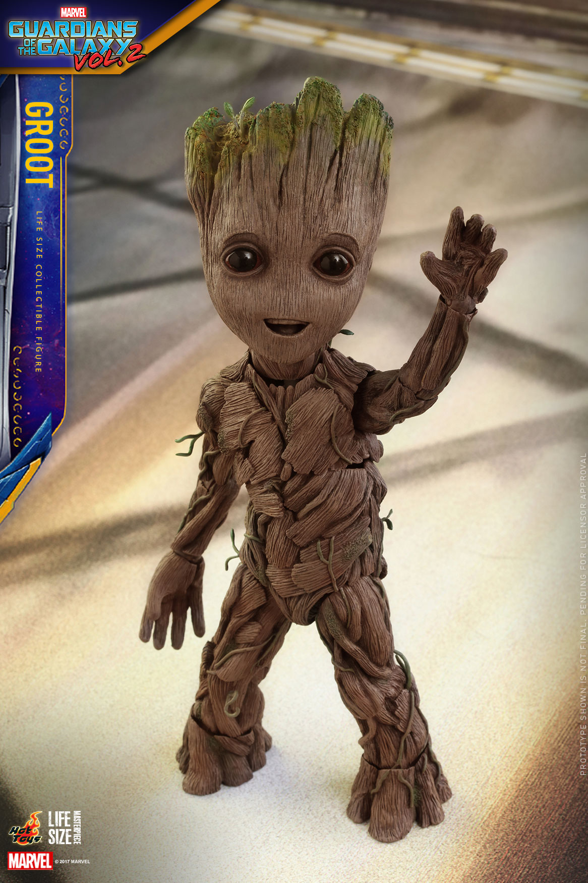 Hot Toys - GOTG2 - Groot Life Size Collectible Figure_PR02.jpg