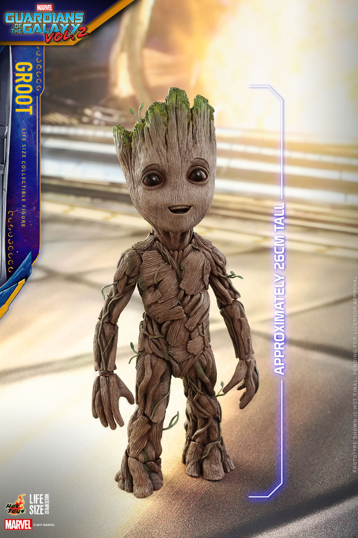 Hot Toys - GOTG2 - Groot Life Size Collectible Figure_PR05.jpg