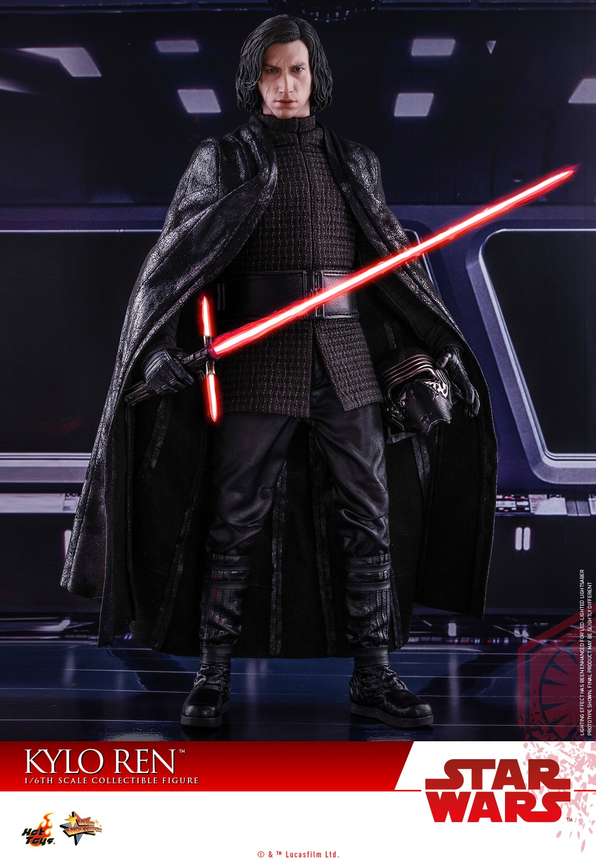 Hot Toys - SWTLJ - Kylo Ren collectible figure_PR01.jpg
