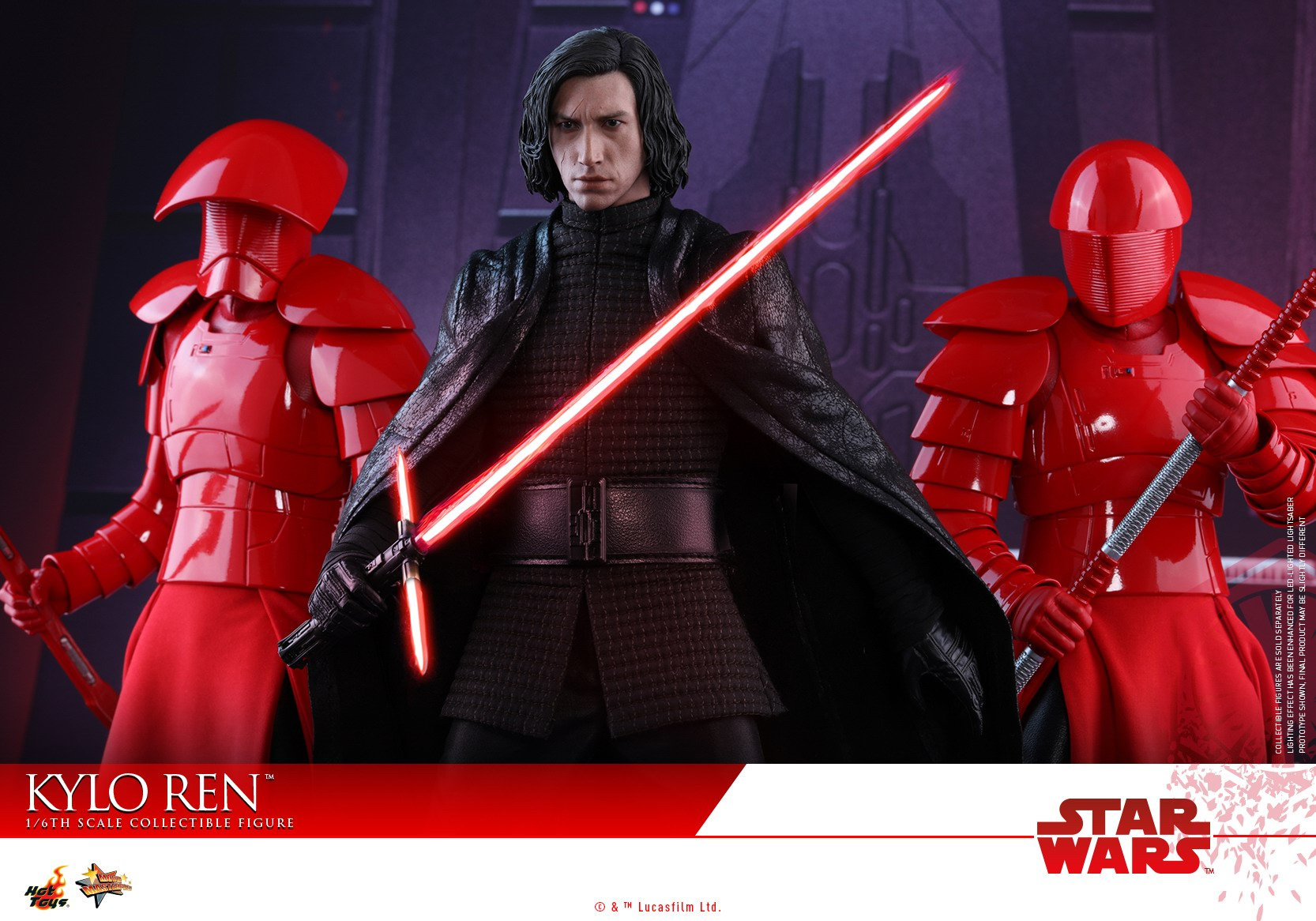 Hot Toys - SWTLJ - Kylo Ren collectible figure_PR15.jpg