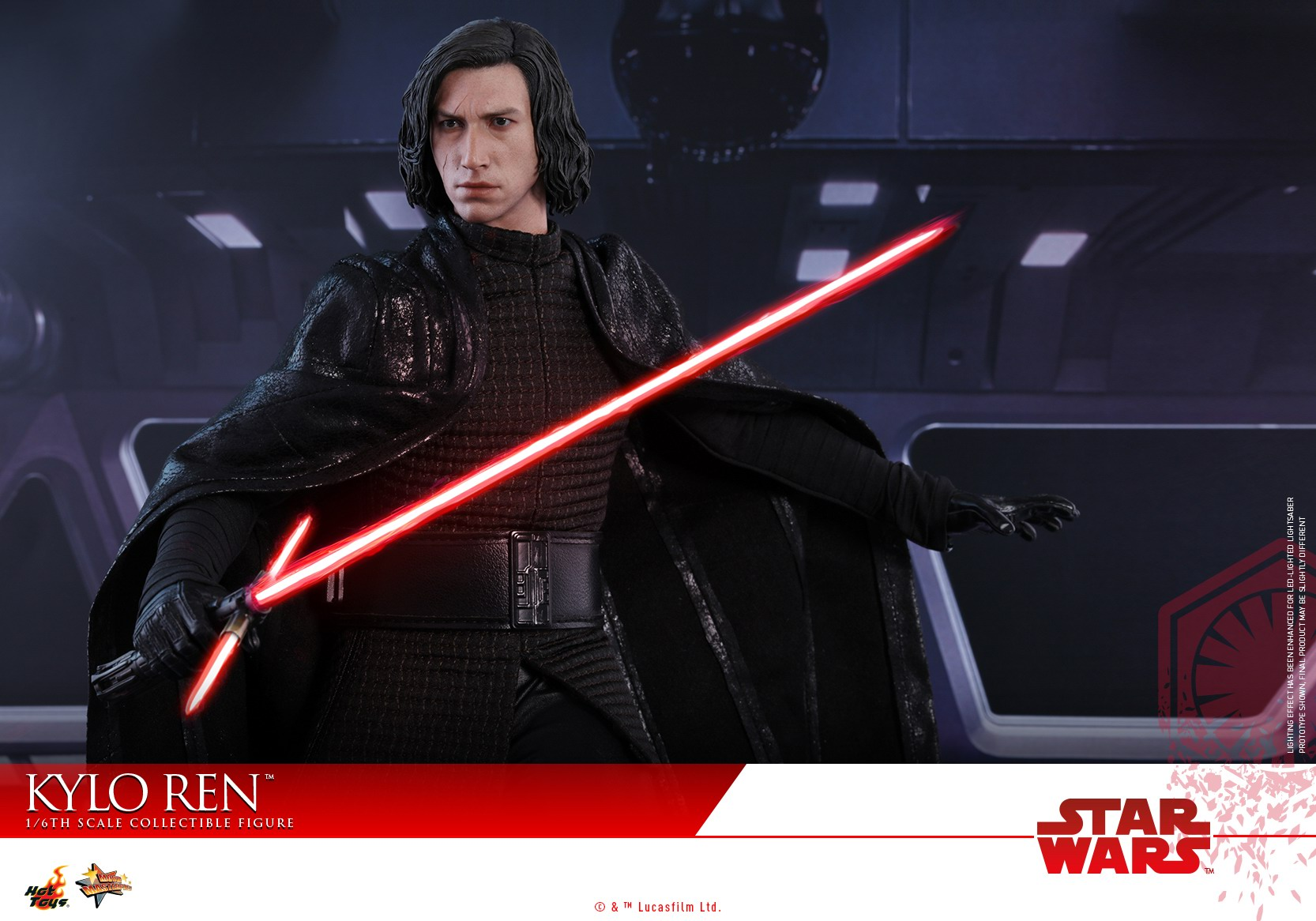 Hot Toys - SWTLJ - Kylo Ren collectible figure_PR16.jpg