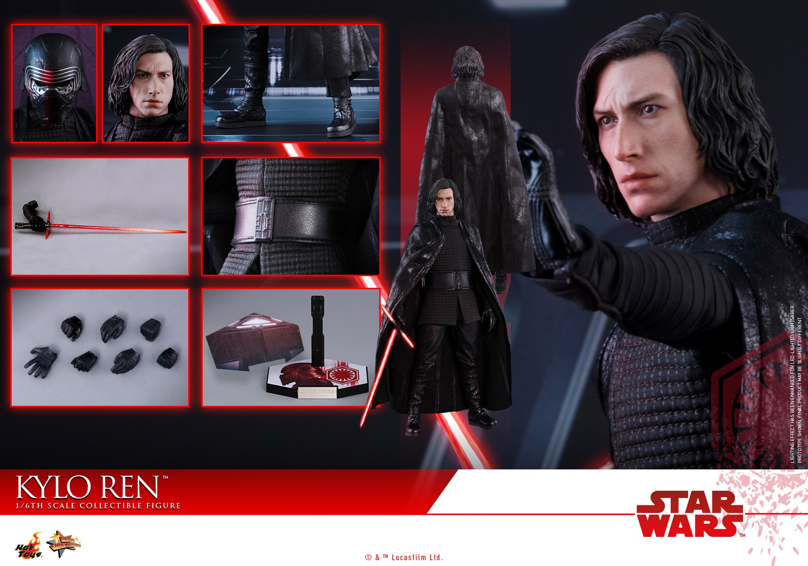 Hot Toys - SWTLJ - Kylo Ren collectible figure_PR20.jpg
