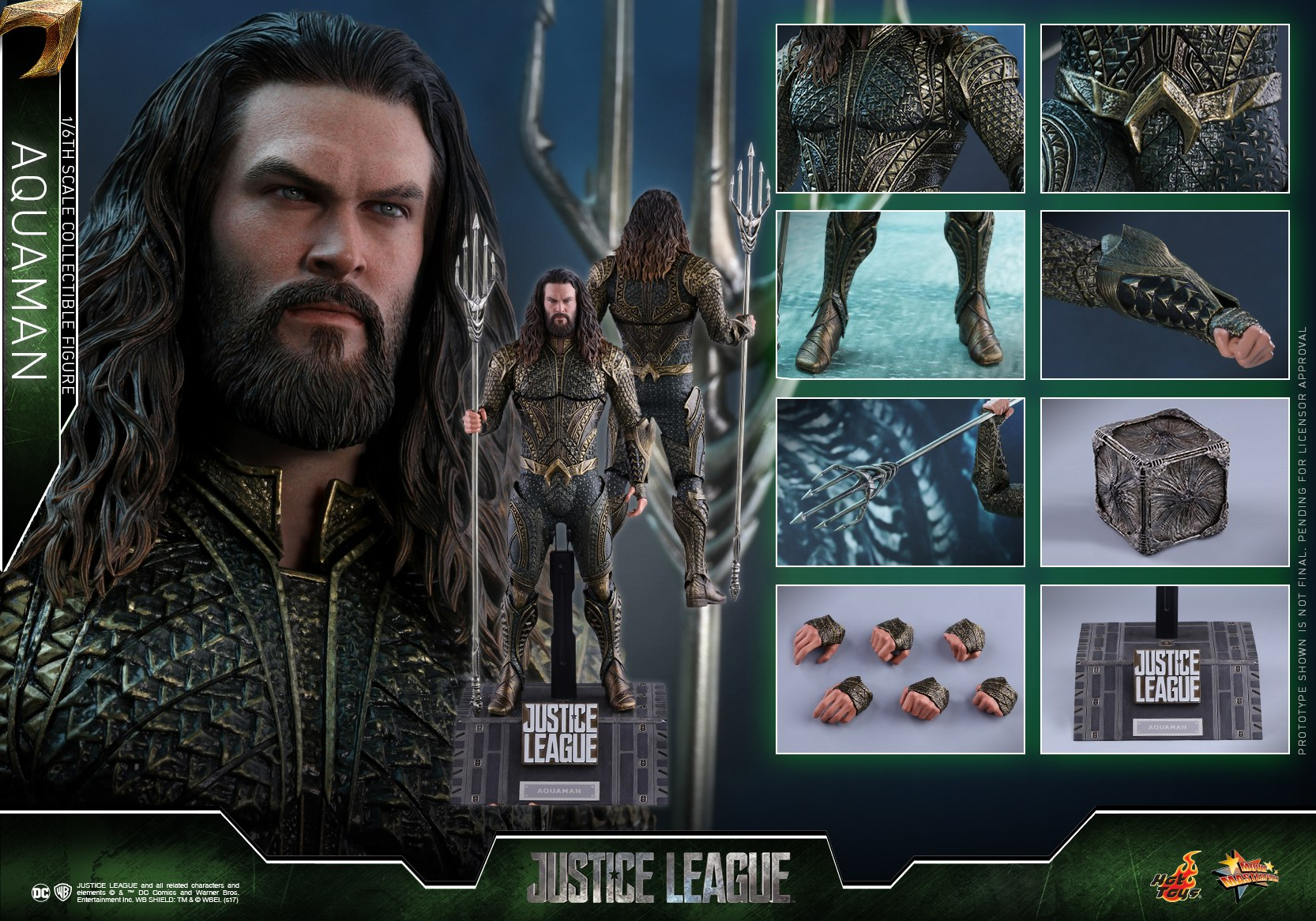Hot Toys - Justice League - Aquaman collectible figure_PR21.jpg