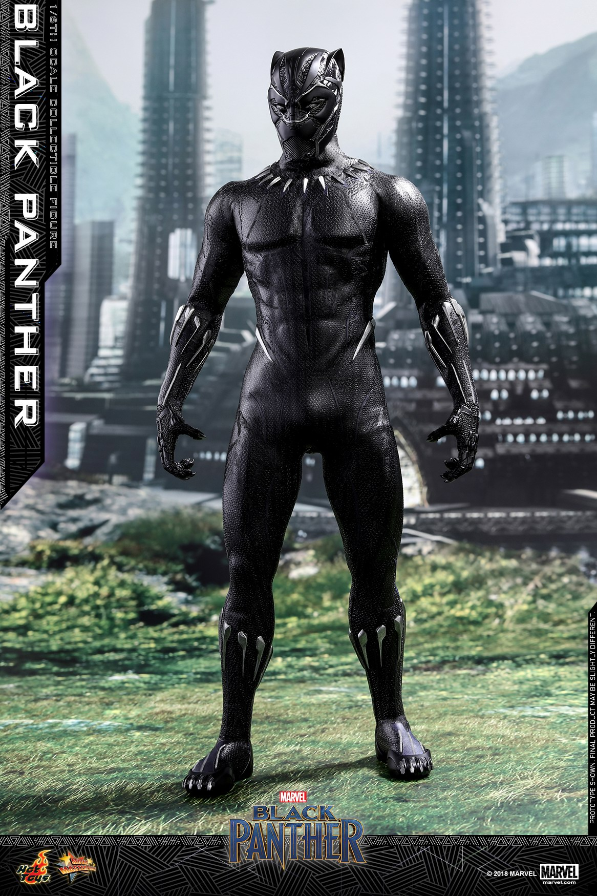Hot Toys - Black Panther - Black Panther collectible figure_PR1.jpg