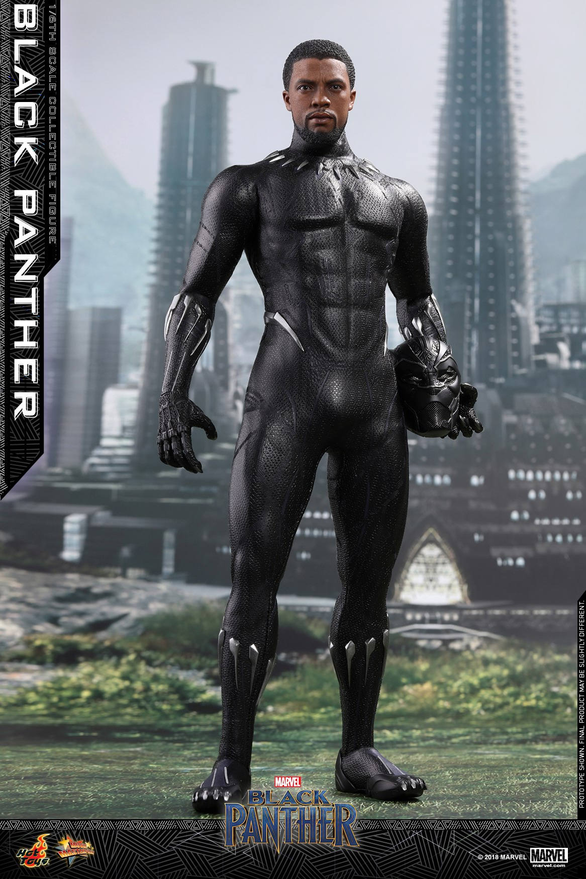 Hot Toys - Black Panther - Black Panther collectible figure_PR2.jpg