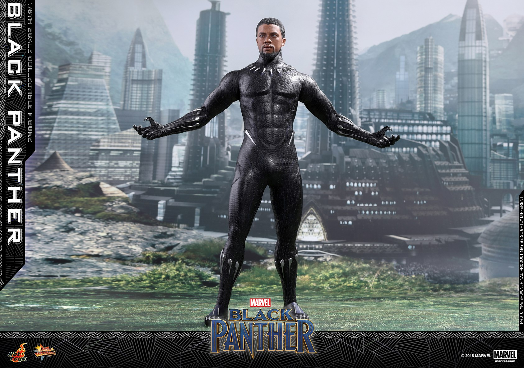 Hot Toys - Black Panther - Black Panther collectible figure_PR3.jpg