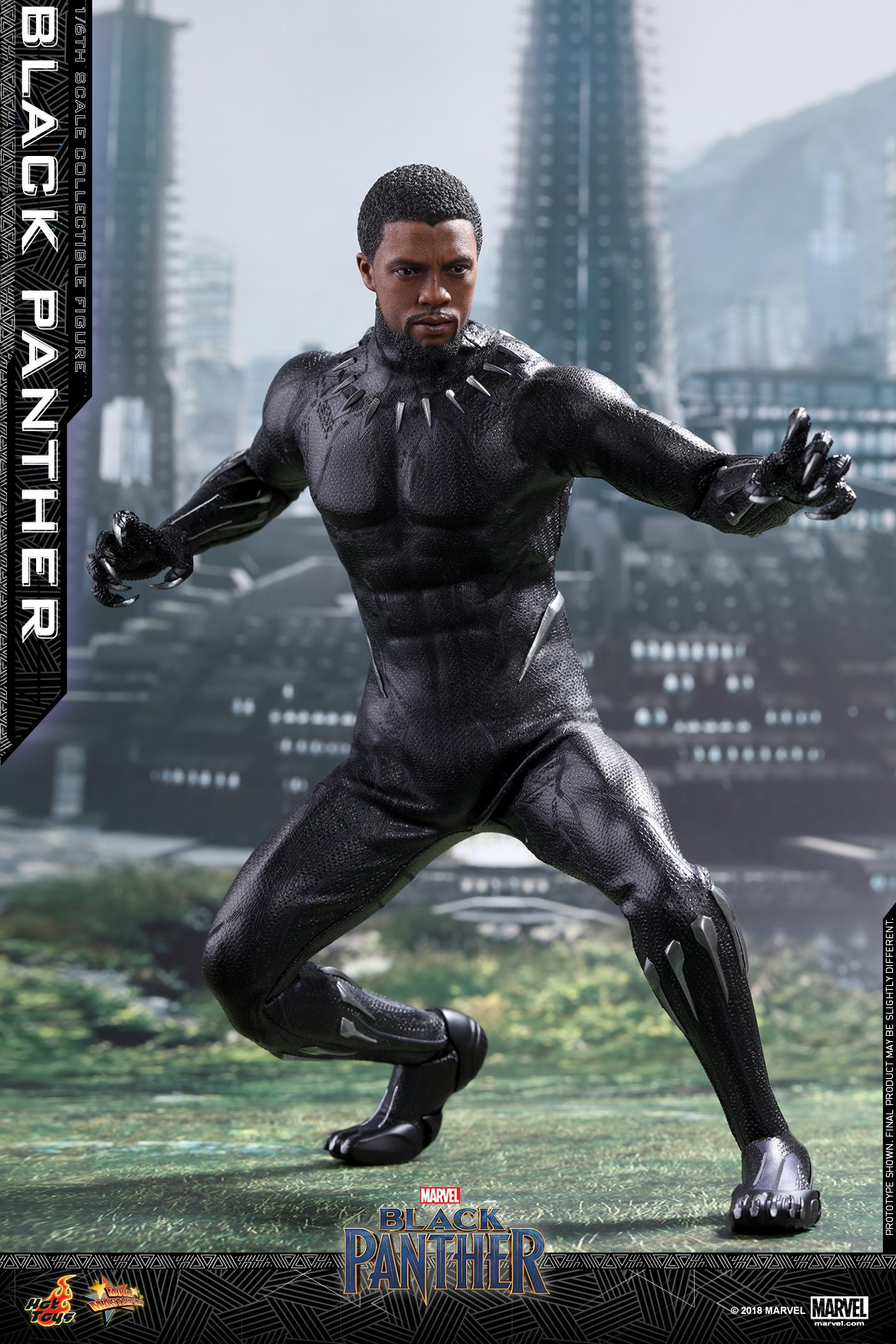 Hot Toys - Black Panther - Black Panther collectible figure_PR4.jpg