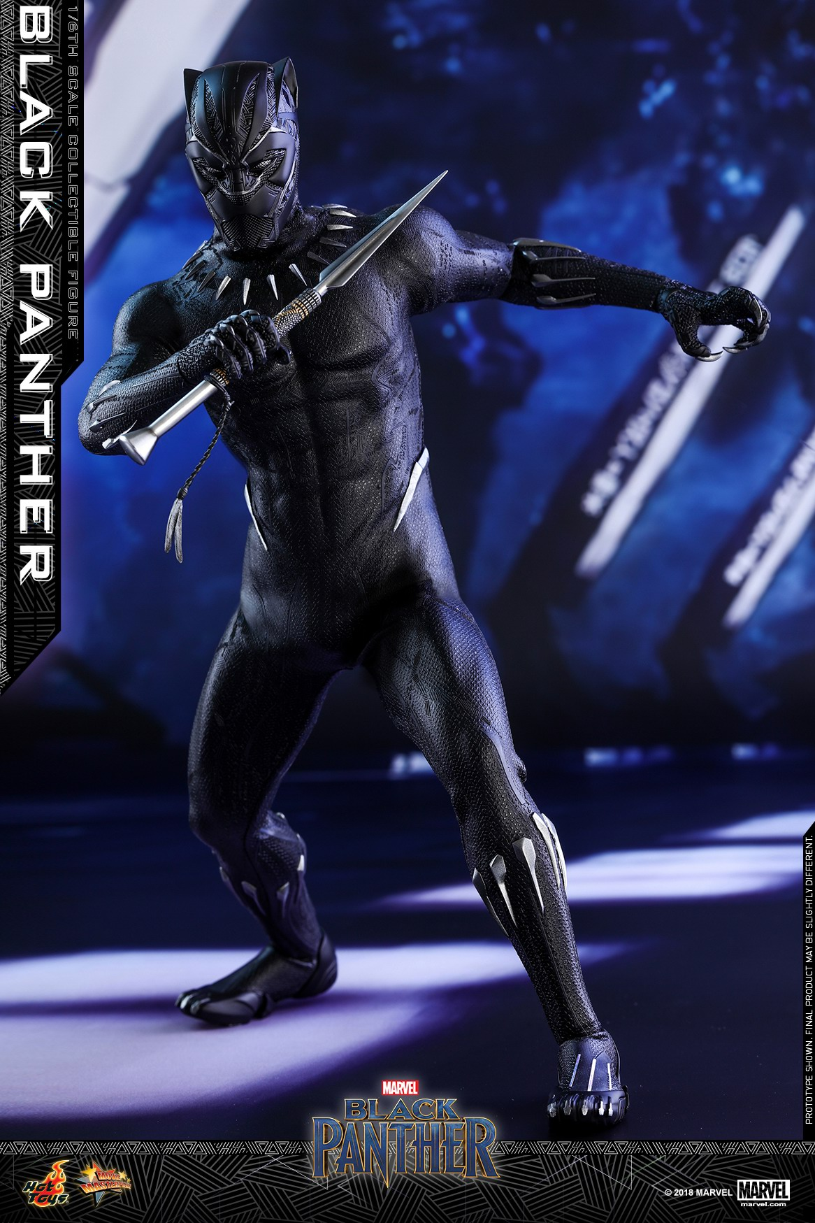 Hot Toys - Black Panther - Black Panther collectible figure_PR7.jpg