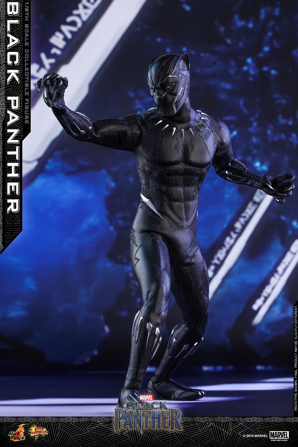 Hot Toys - Black Panther - Black Panther collectible figure_PR8.jpg