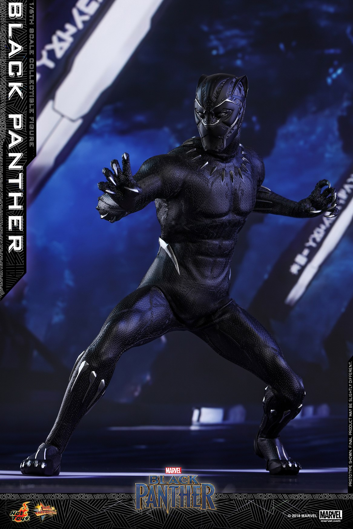 Hot Toys - Black Panther - Black Panther collectible figure_PR9.jpg