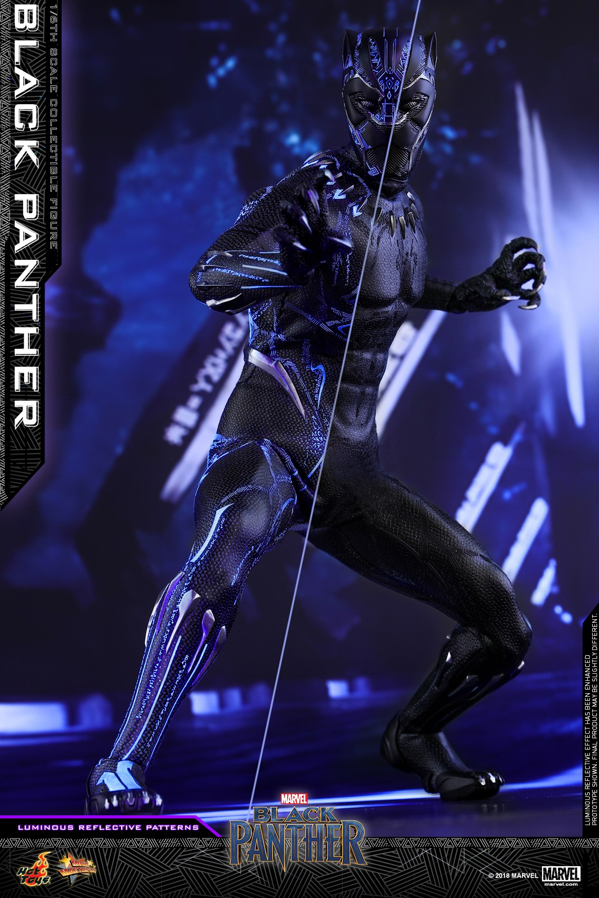 Hot Toys - Black Panther - Black Panther collectible figure_PR10.jpg