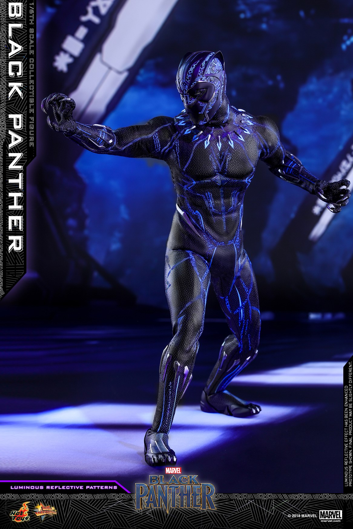Hot Toys - Black Panther - Black Panther collectible figure_PR12.jpg