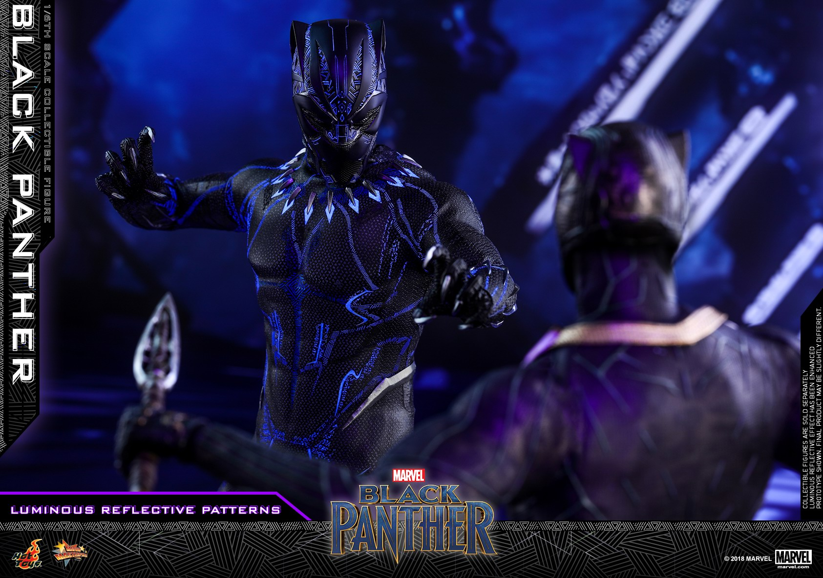 Hot Toys - Black Panther - Black Panther collectible figure_PR15.jpg