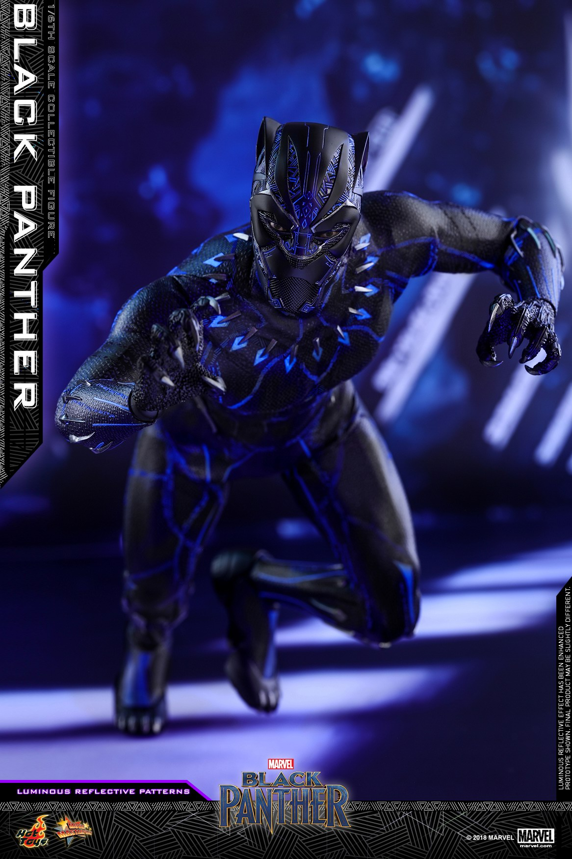 Hot Toys - Black Panther - Black Panther collectible figure_PR13.jpg