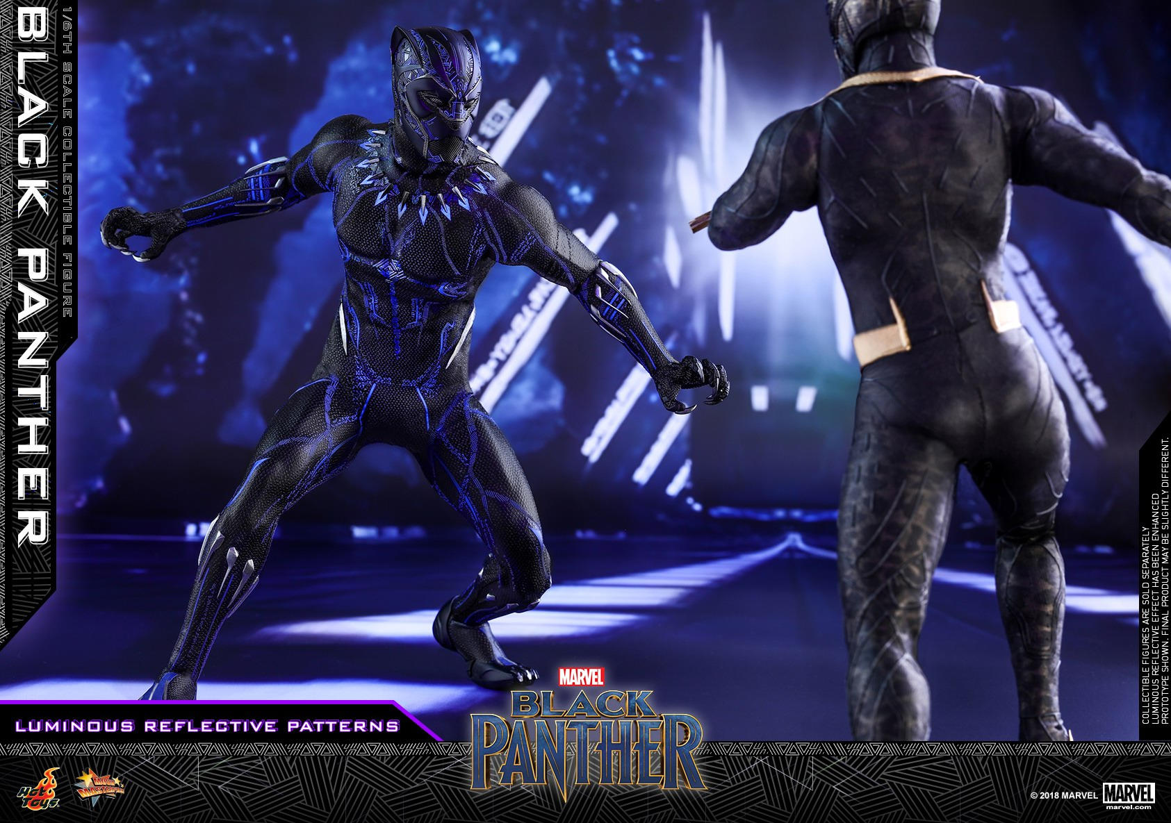 Hot Toys - Black Panther - Black Panther collectible figure_PR14.jpg