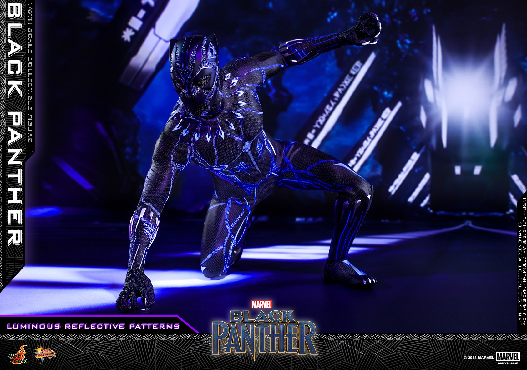 Hot Toys - Black Panther - Black Panther collectible figure_PR16.jpg