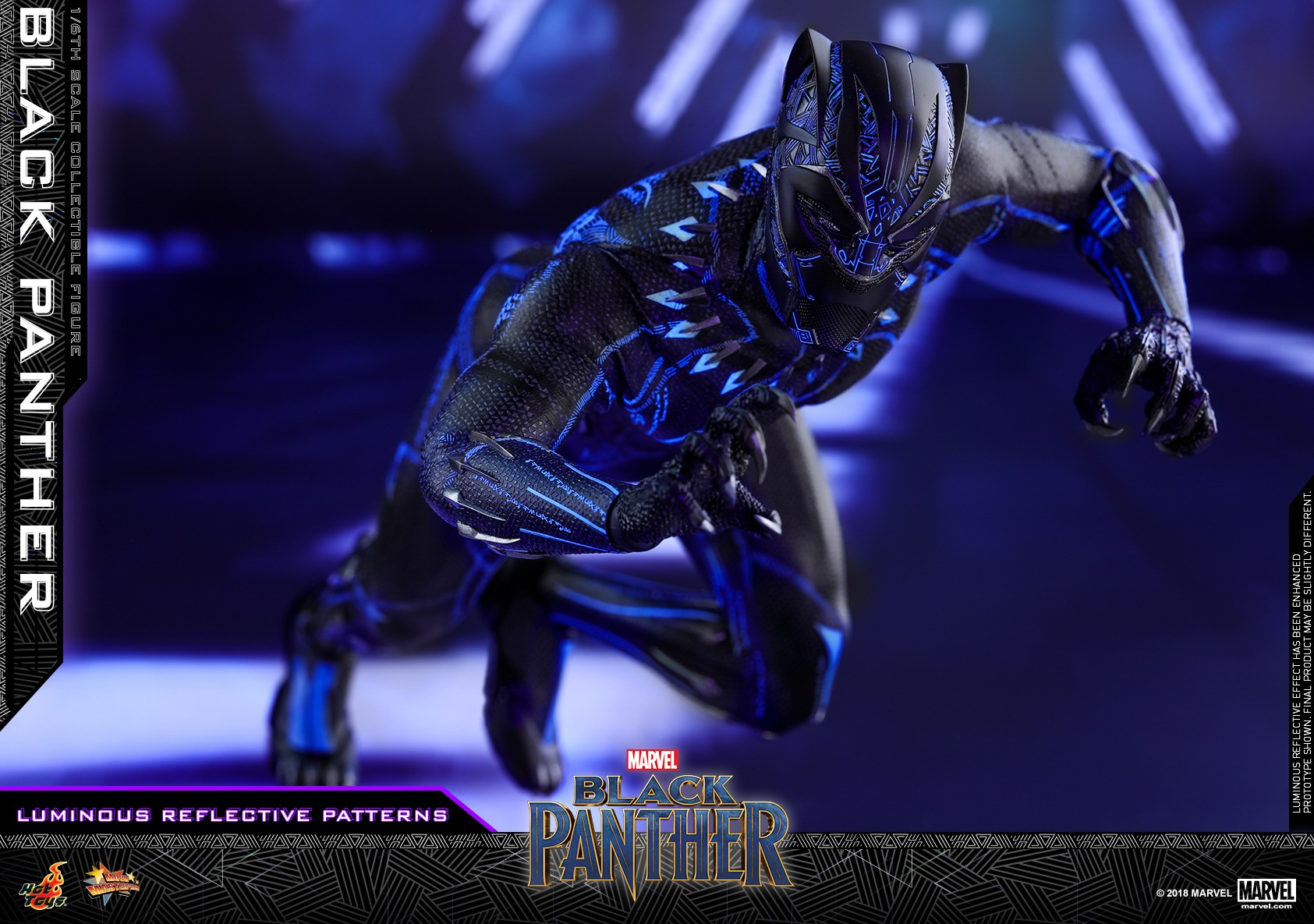 Hot Toys - Black Panther - Black Panther collectible figure_PR17.jpg