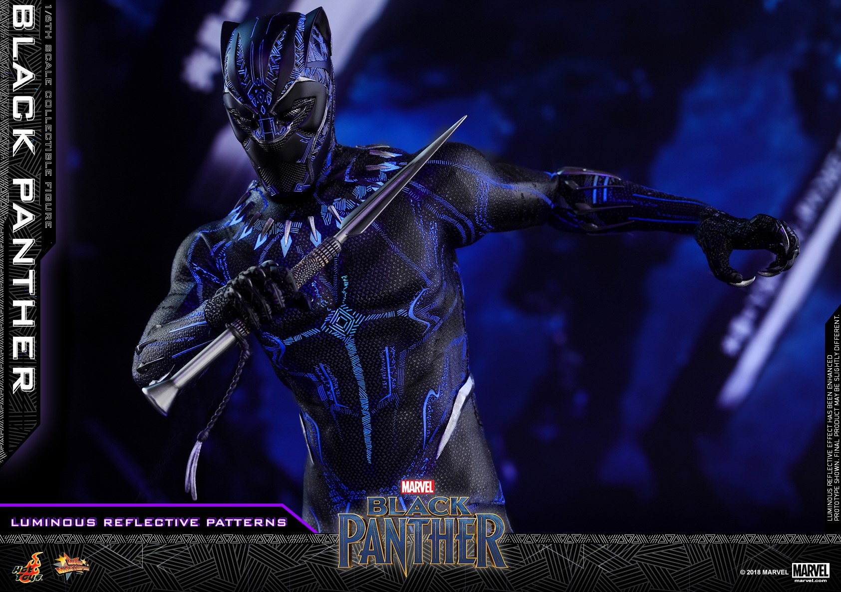 Hot Toys - Black Panther - Black Panther collectible figure_PR20.jpg
