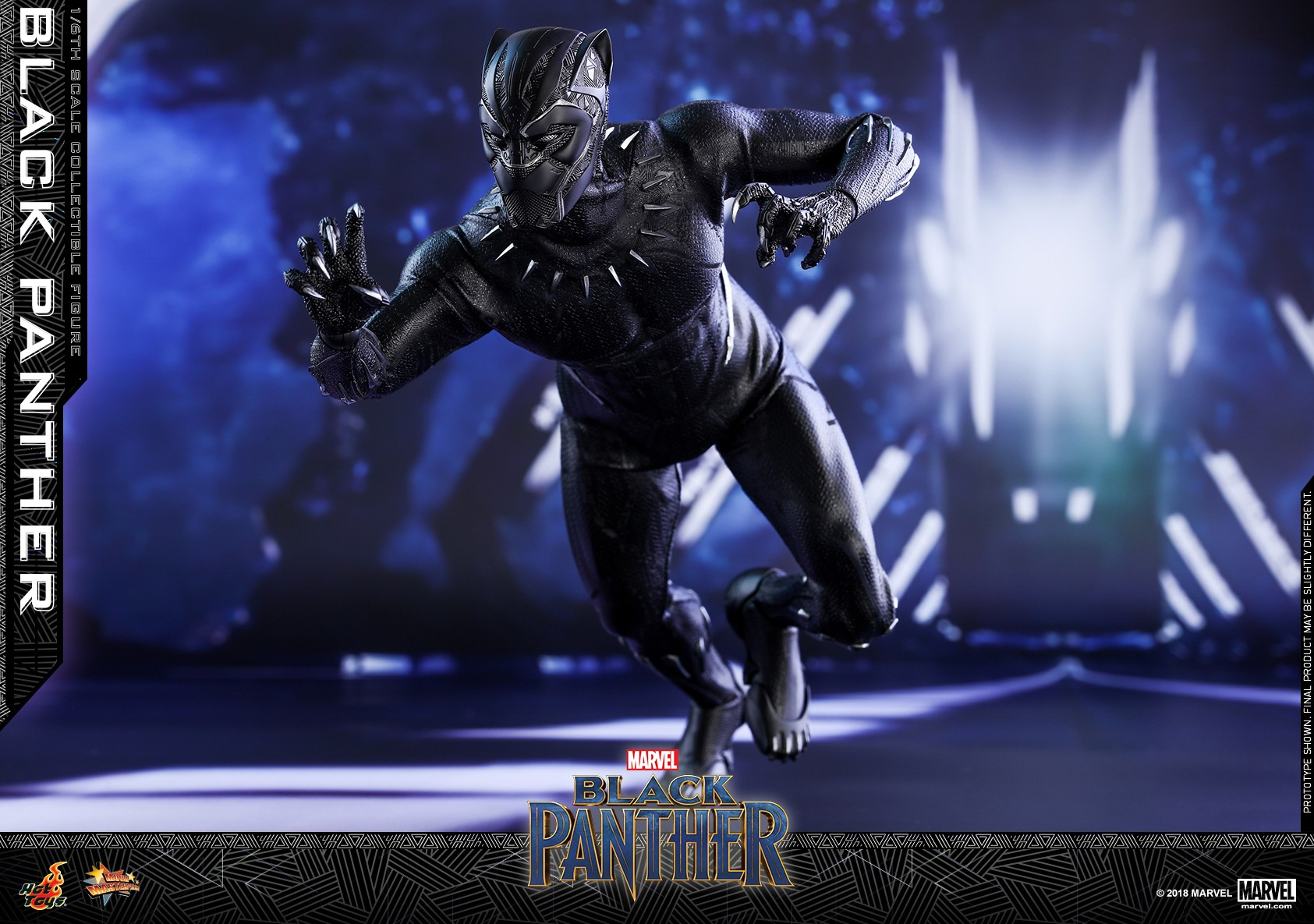 Hot Toys - Black Panther - Black Panther collectible figure_PR23.jpg