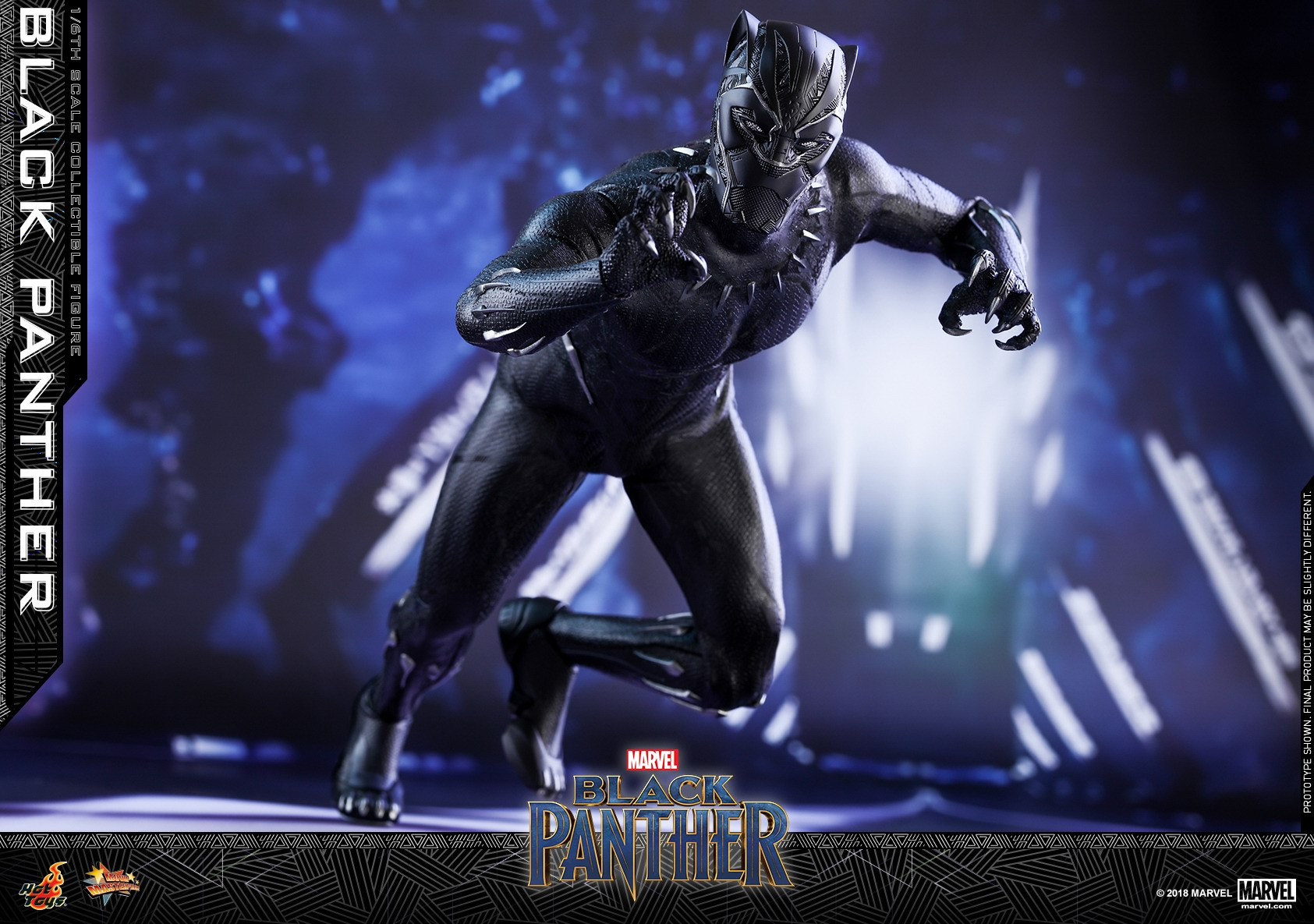 Hot Toys - Black Panther - Black Panther collectible figure_PR22.jpg