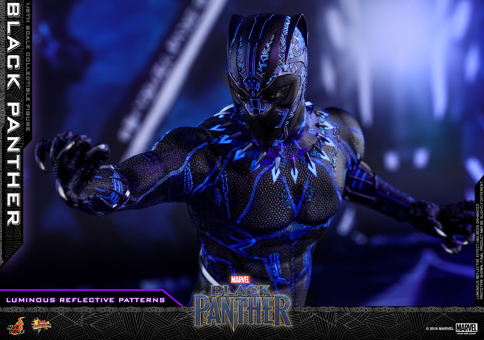 Hot Toys - Black Panther - Black Panther collectible figure_PR21.jpg