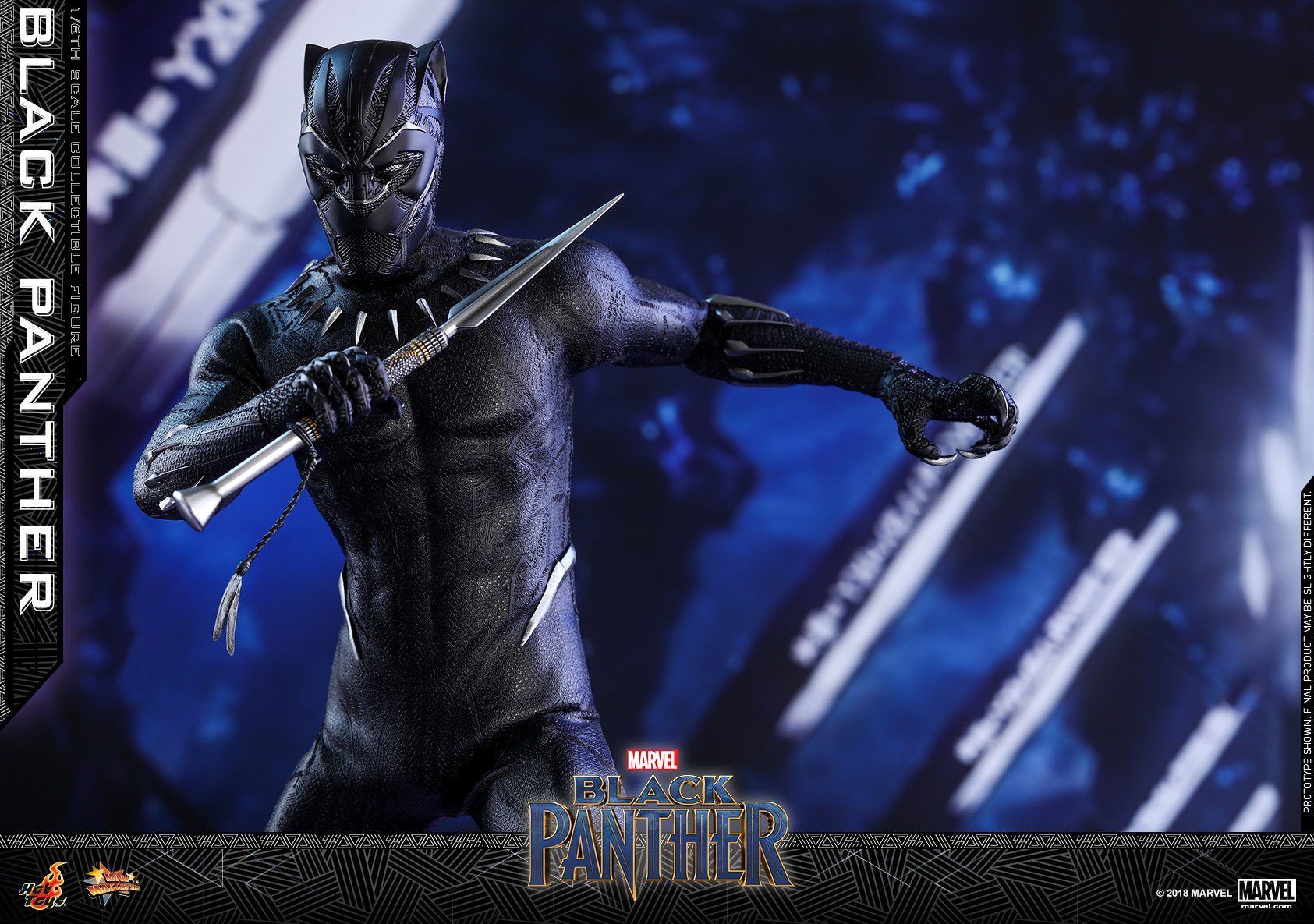 Hot Toys - Black Panther - Black Panther collectible figure_PR25.jpg