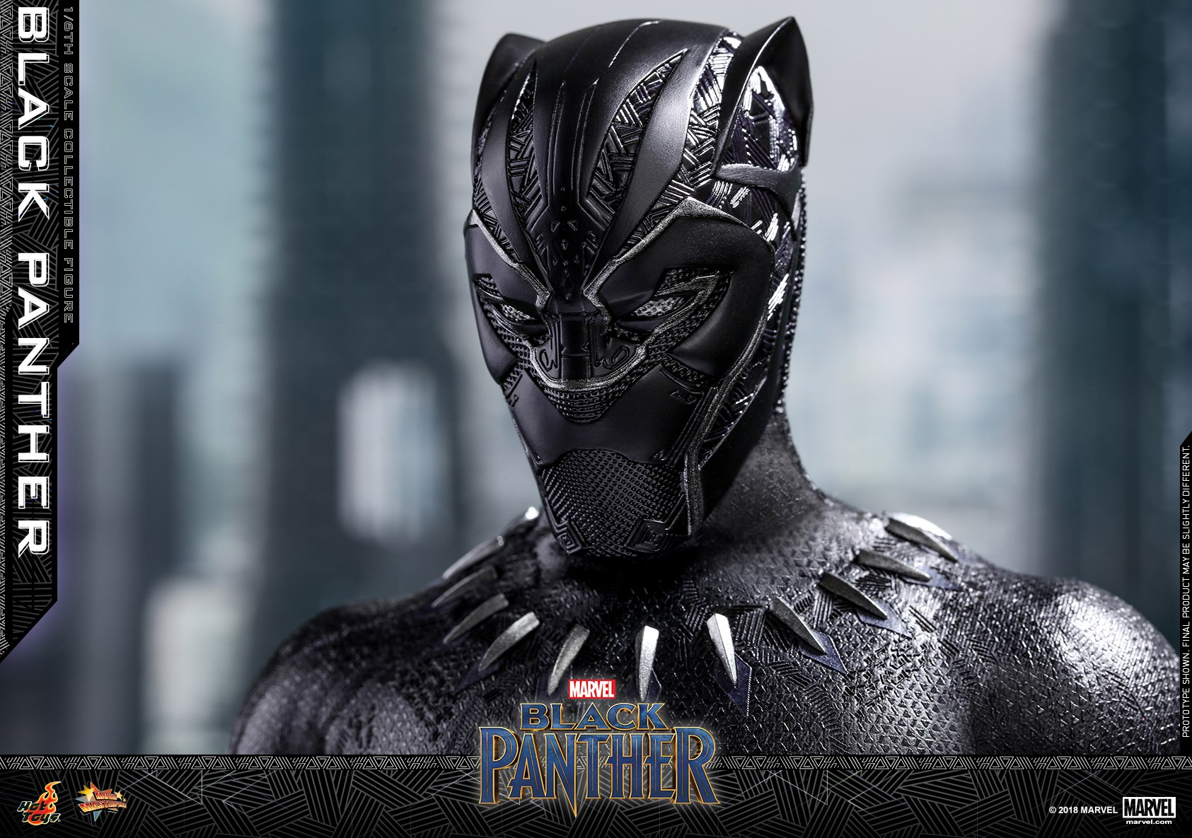 Hot Toys - Black Panther - Black Panther collectible figure_PR27.jpg