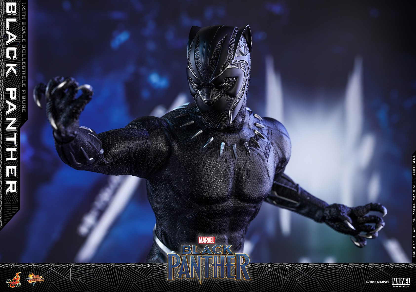 Hot Toys - Black Panther - Black Panther collectible figure_PR26.jpg