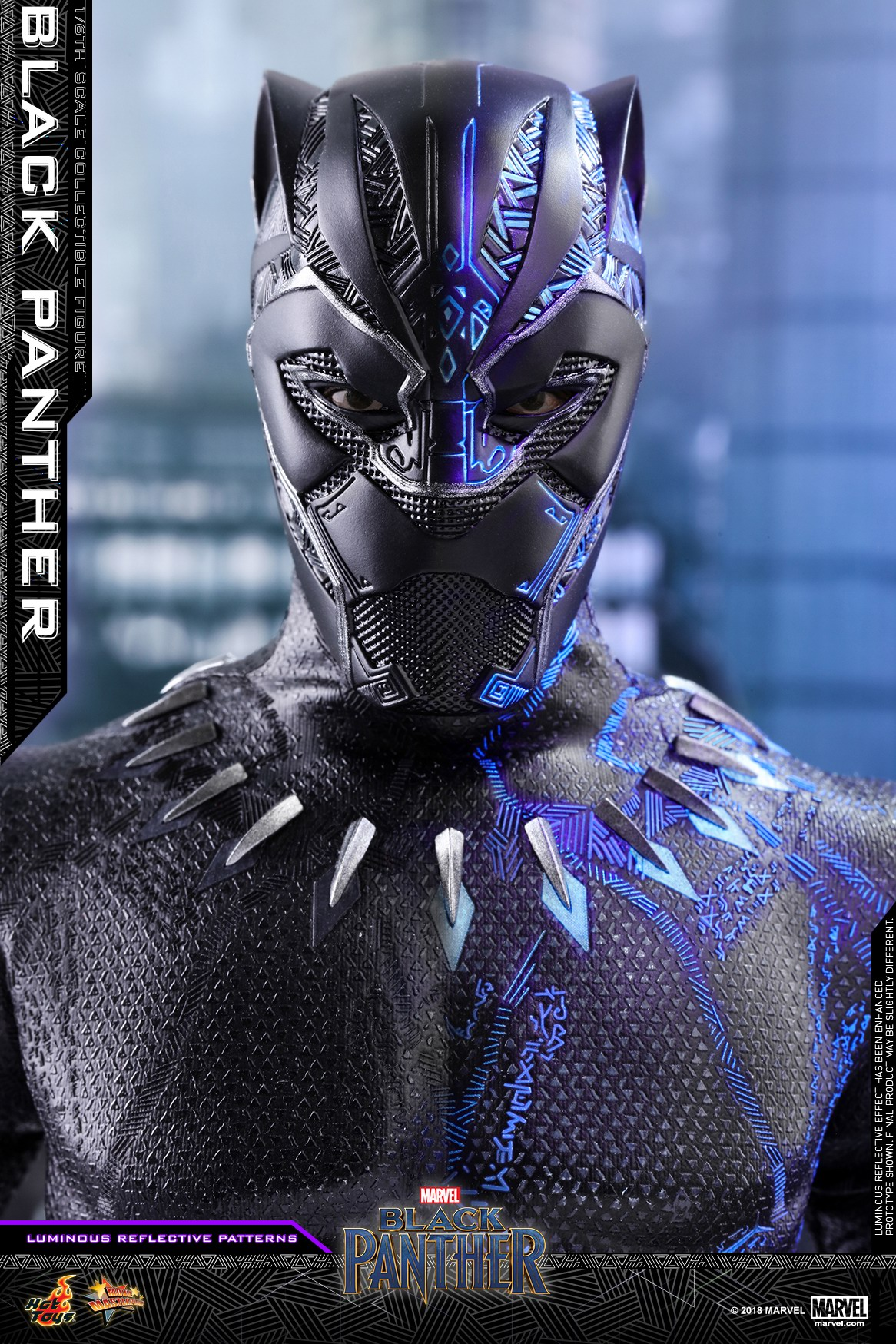 Hot Toys - Black Panther - Black Panther collectible figure_PR29.jpg
