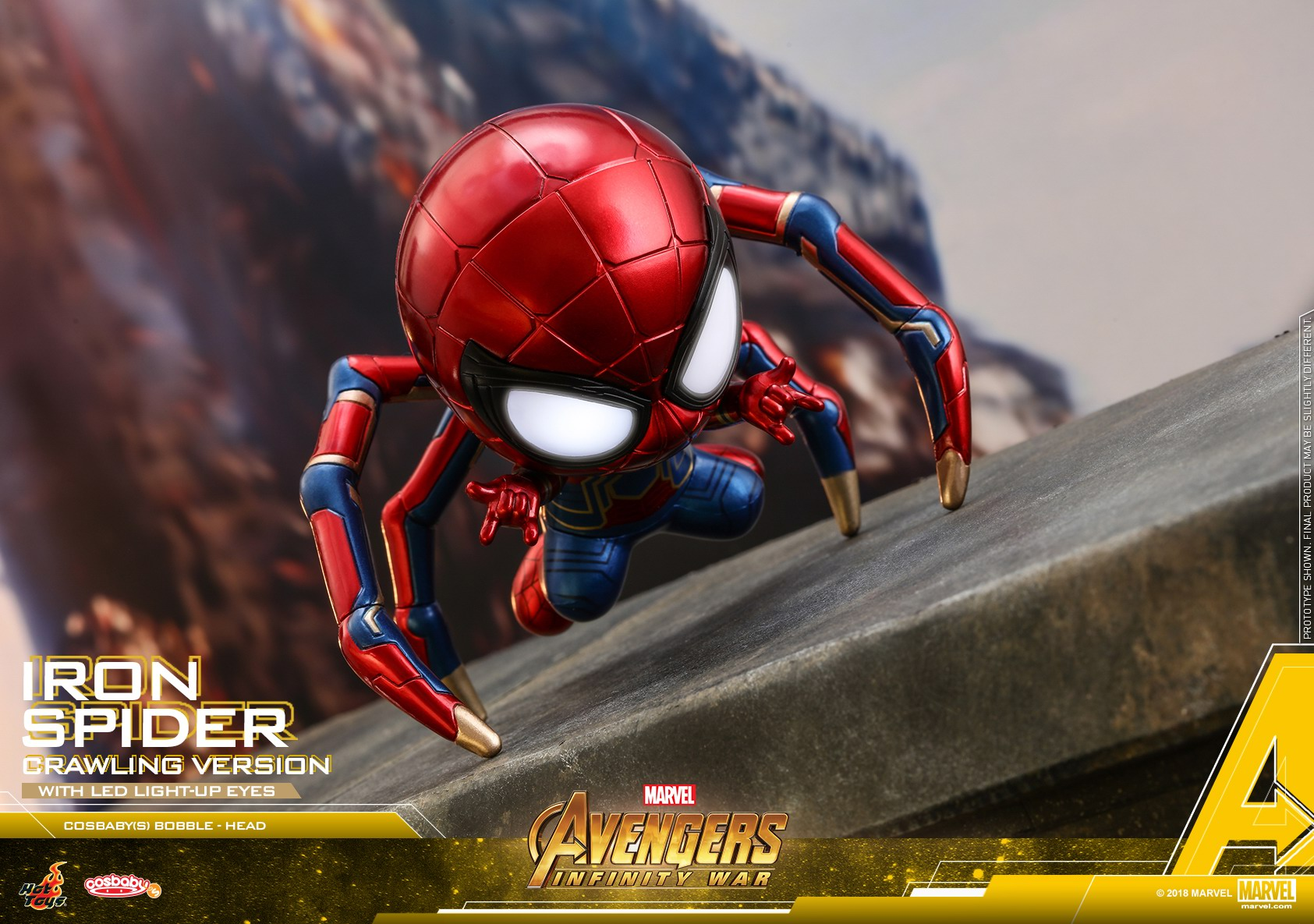Hot Toys - AIW - Iron Spider (Crawling Version) Cosbaby(S)_PR1.jpg