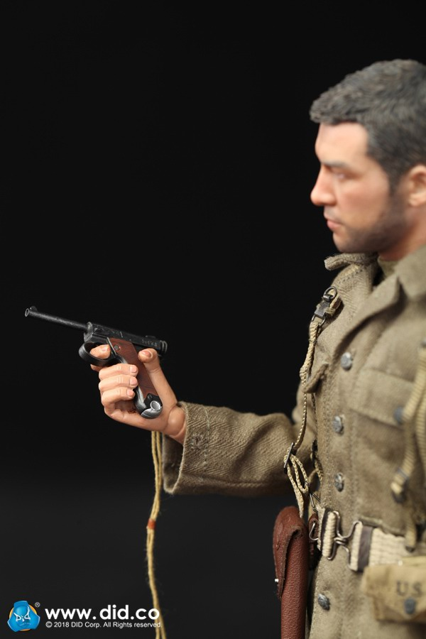 Captain Sam Action Figures DID WWII US 77th Inf 1//6 Scale Rifle