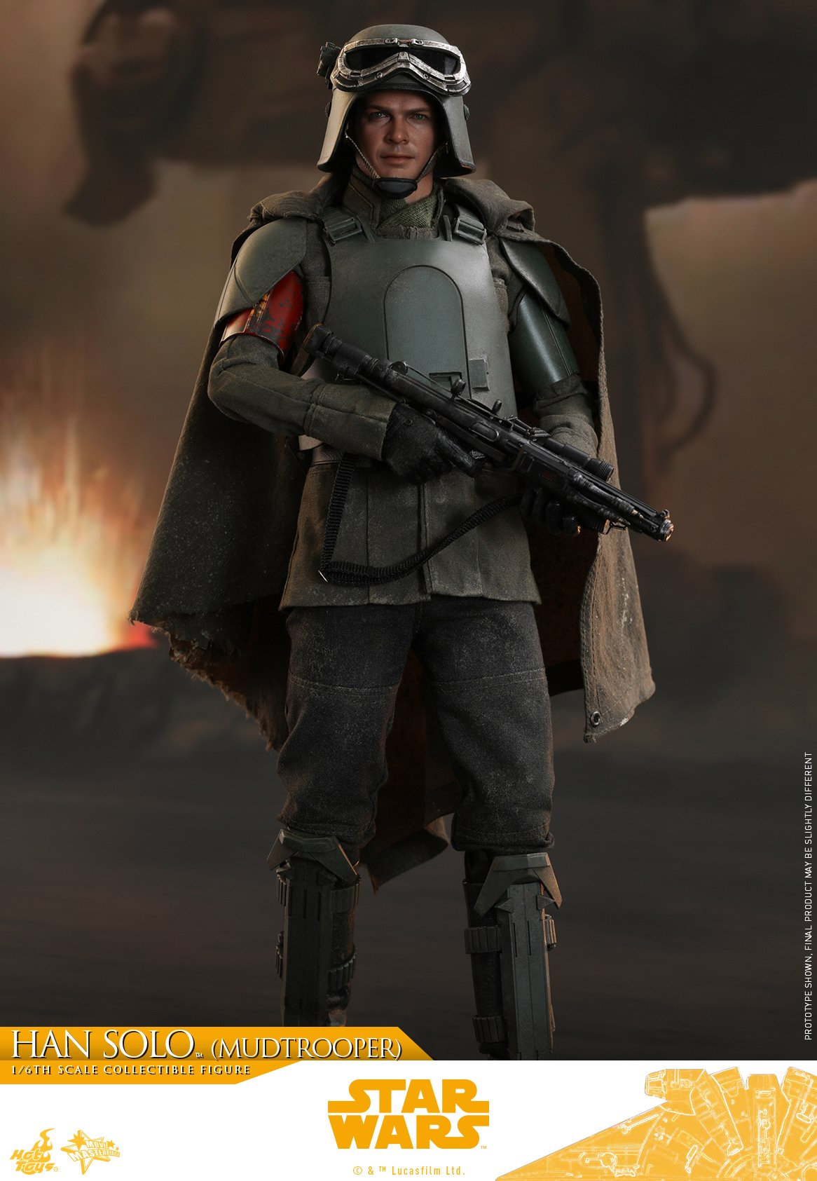 Hot Toys - Solo - Han Solo (Mudtrooper) collectible figure_PR1.jpg