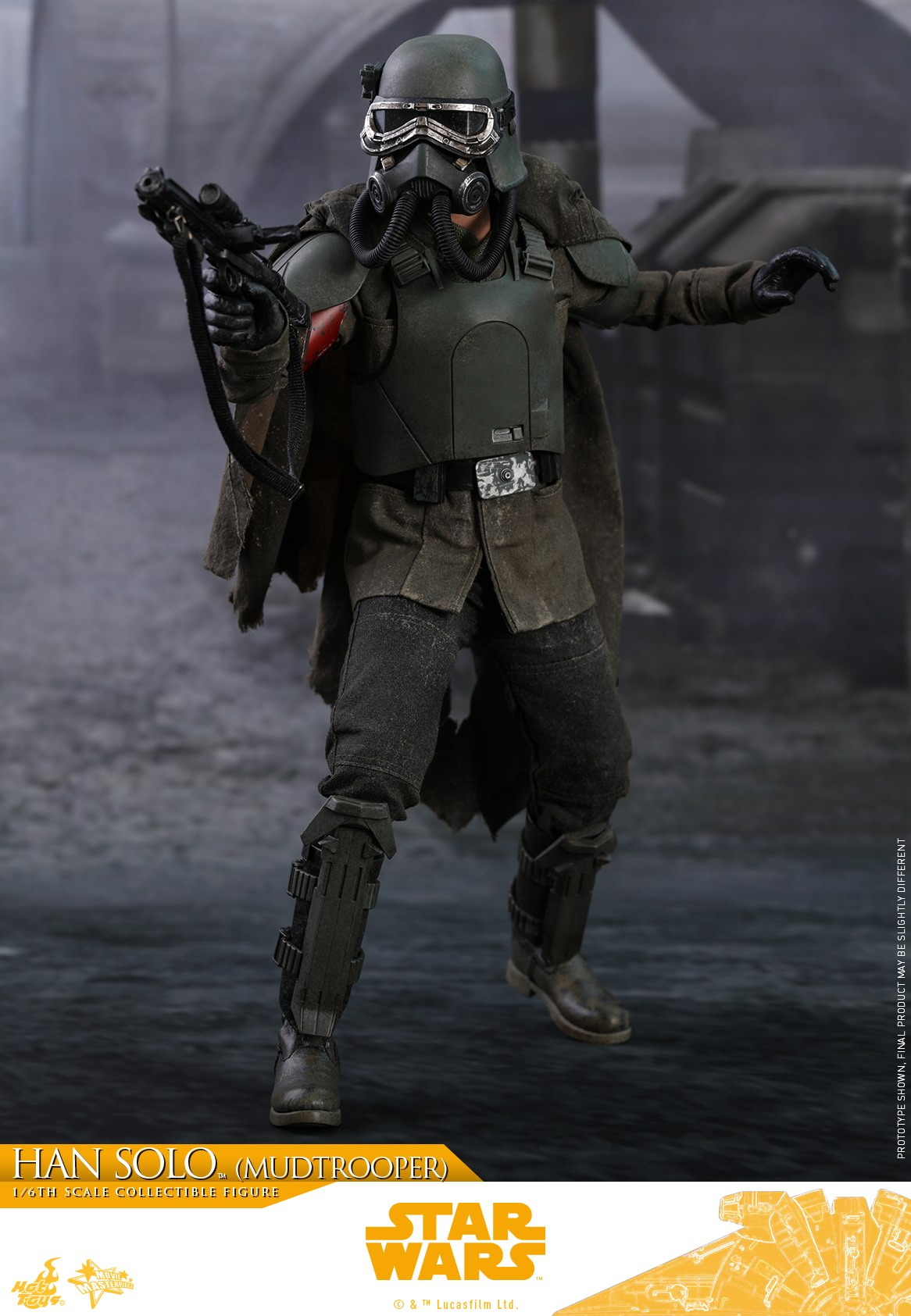Hot Toys - Solo - Han Solo (Mudtrooper) collectible figure_PR5.jpg