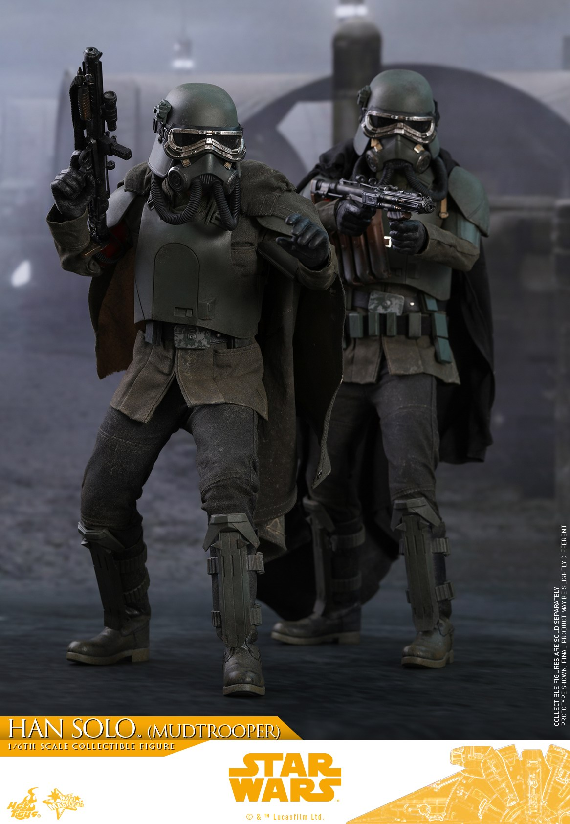 Hot Toys - Solo - Han Solo (Mudtrooper) collectible figure_PR7.jpg