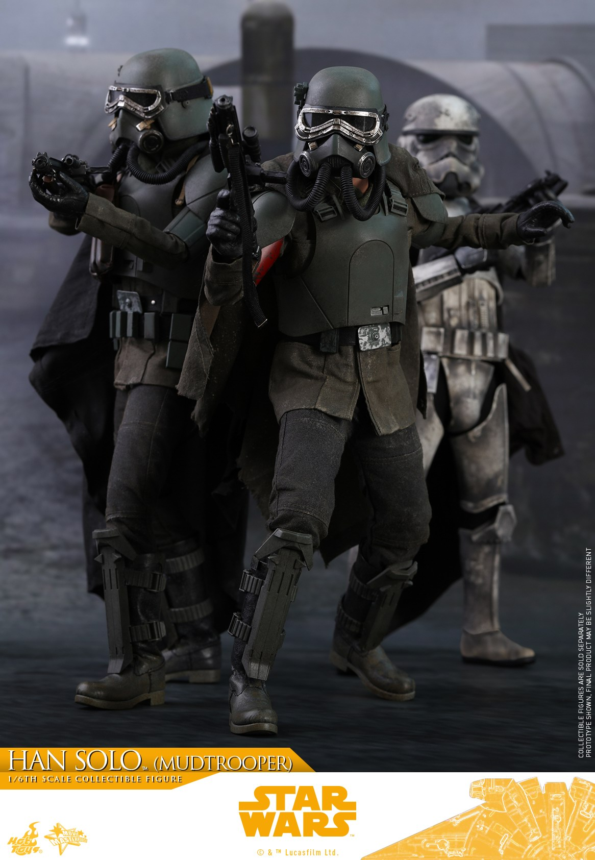 Hot Toys - Solo - Han Solo (Mudtrooper) collectible figure_PR6.jpg