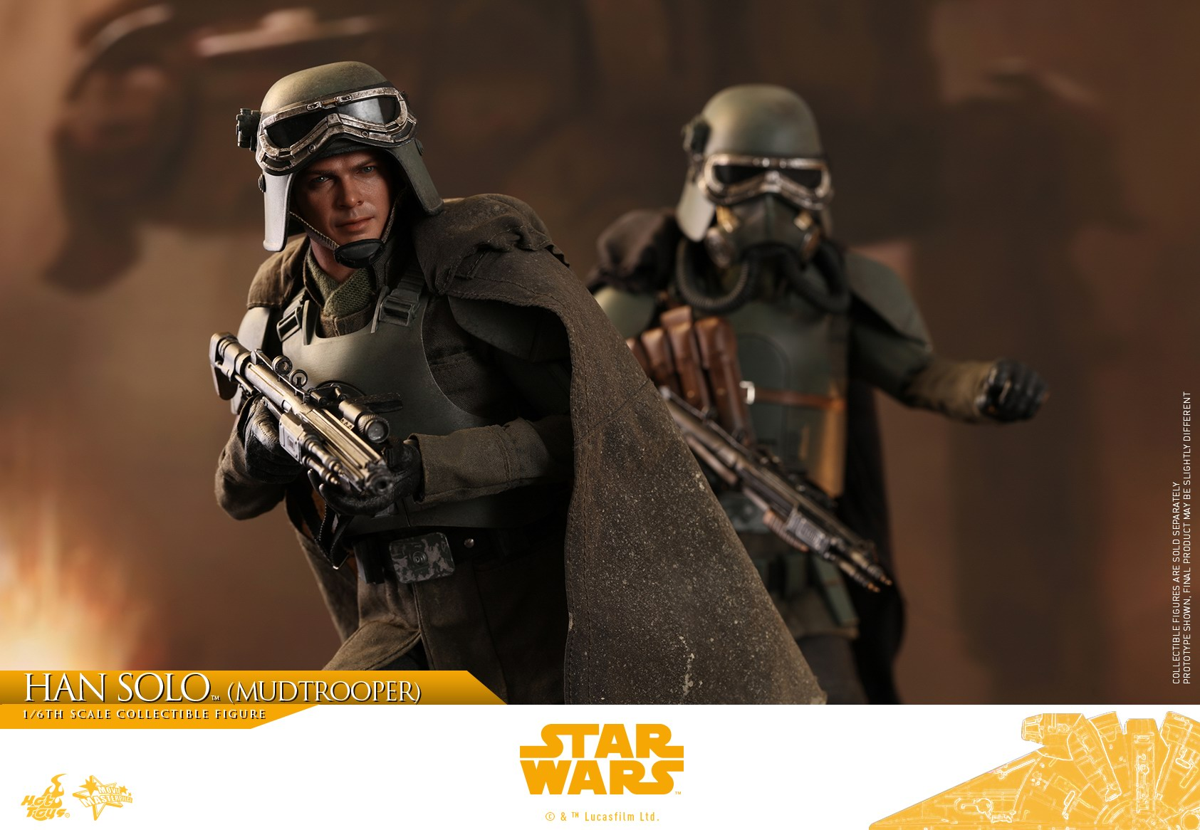 Hot Toys - Solo - Han Solo (Mudtrooper) collectible figure_PR13.jpg