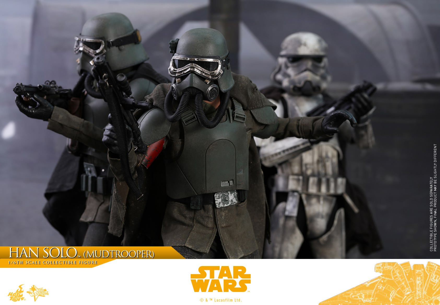 Hot Toys - Solo - Han Solo (Mudtrooper) collectible figure_PR16.jpg