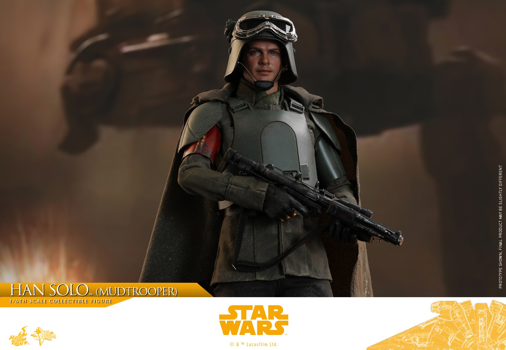 Hot Toys - Solo - Han Solo (Mudtrooper) collectible figure_PR15.jpg