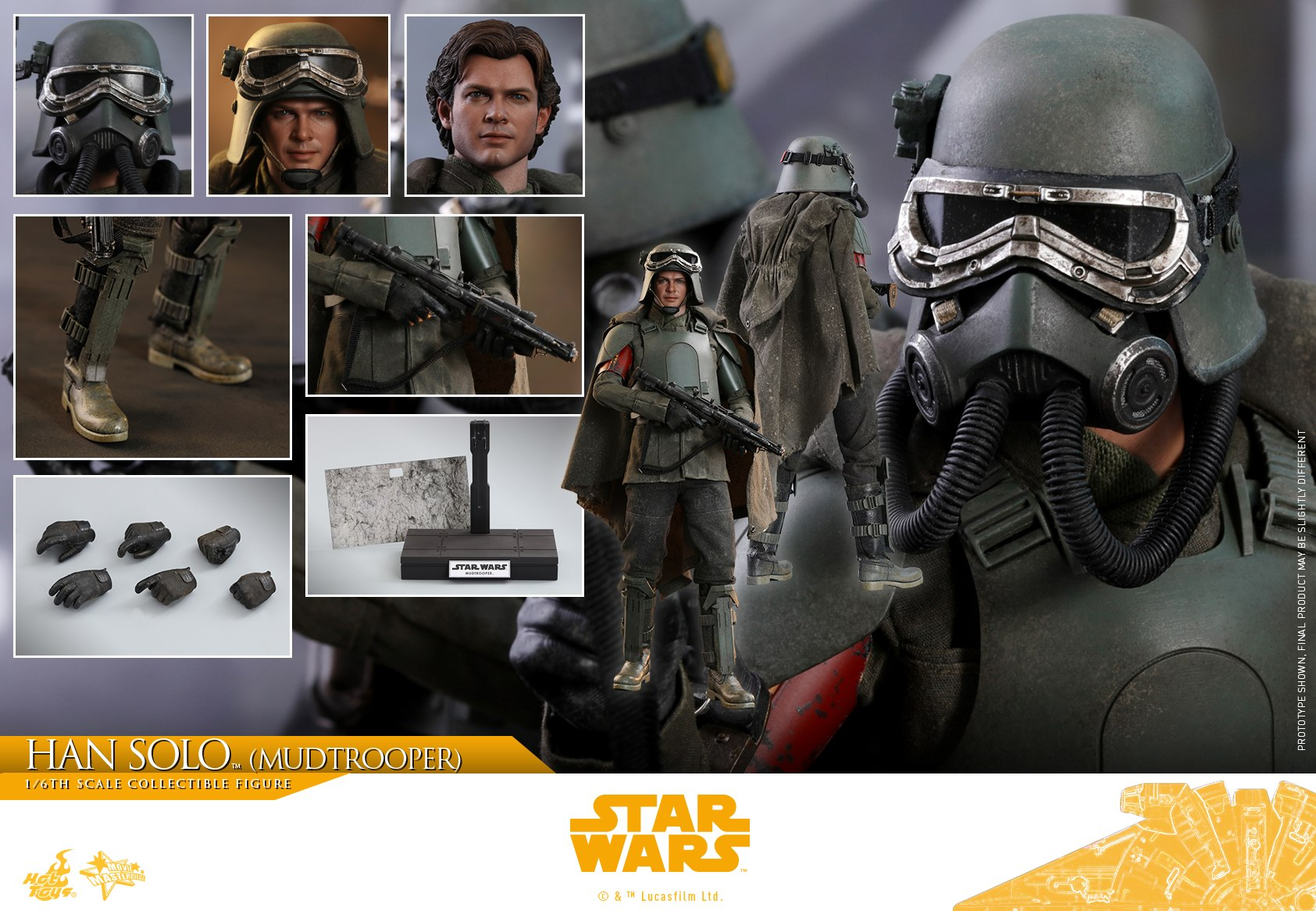 Hot Toys - Solo - Han Solo (Mudtrooper) collectible figure_PR21.jpg