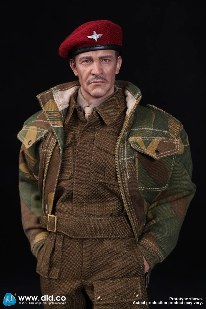 DID K80135 WWII British Airborne Red Devil Commander Roy 63.jpg