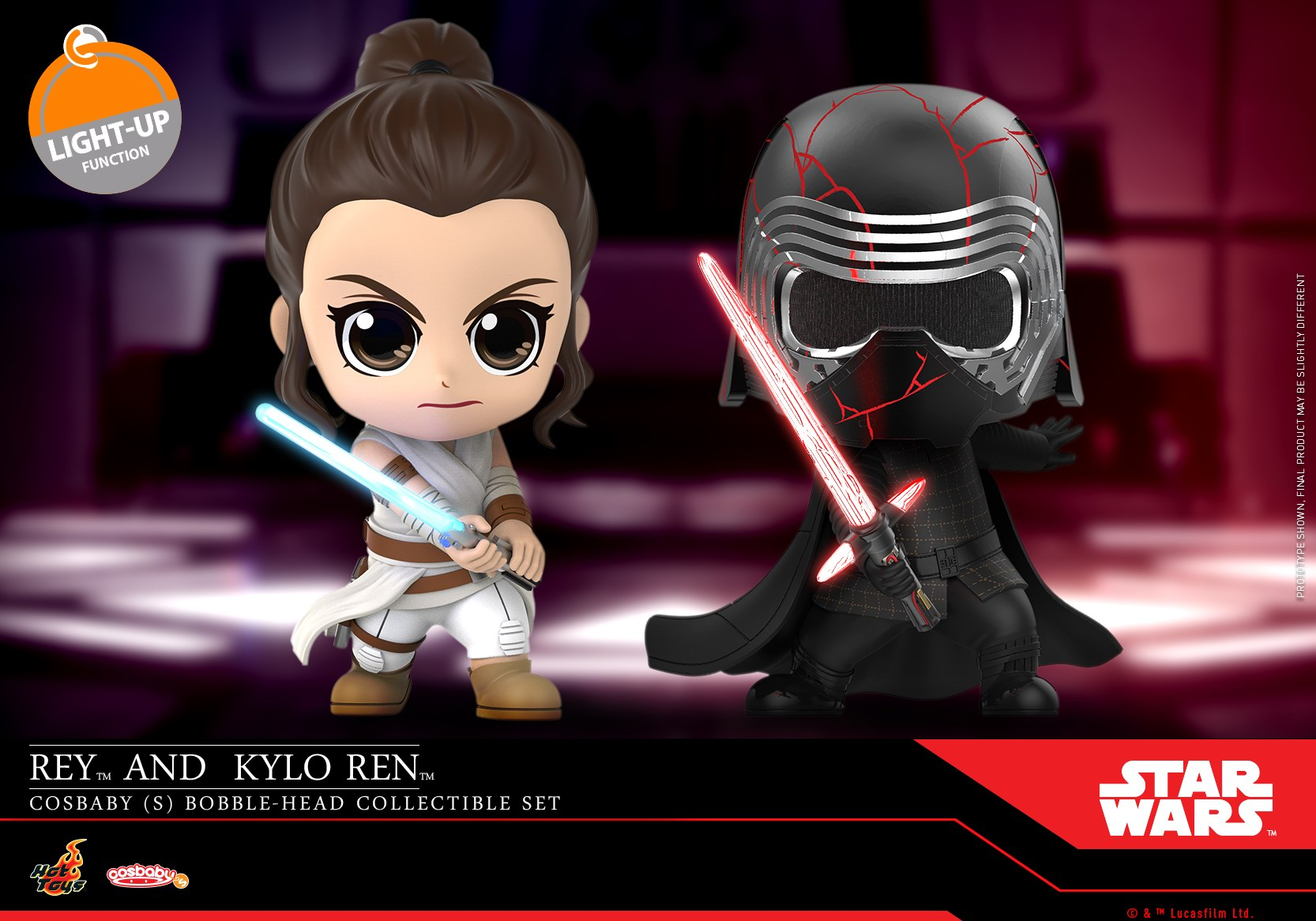 Hot Toys - SW9 - Rey and Kylo Ren Cosbaby (S) Bobble-Head Collectible Set_PR1.jpg