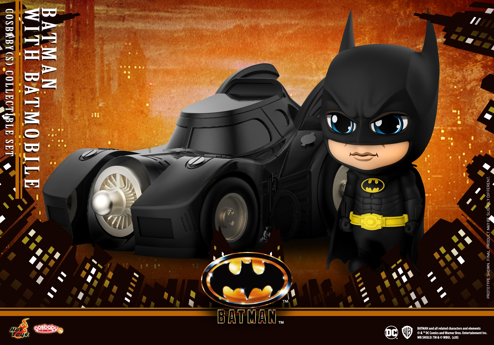 Hot Toys - Batman (1989) - Batman with Batmobile Cosbaby_PR1.jpg