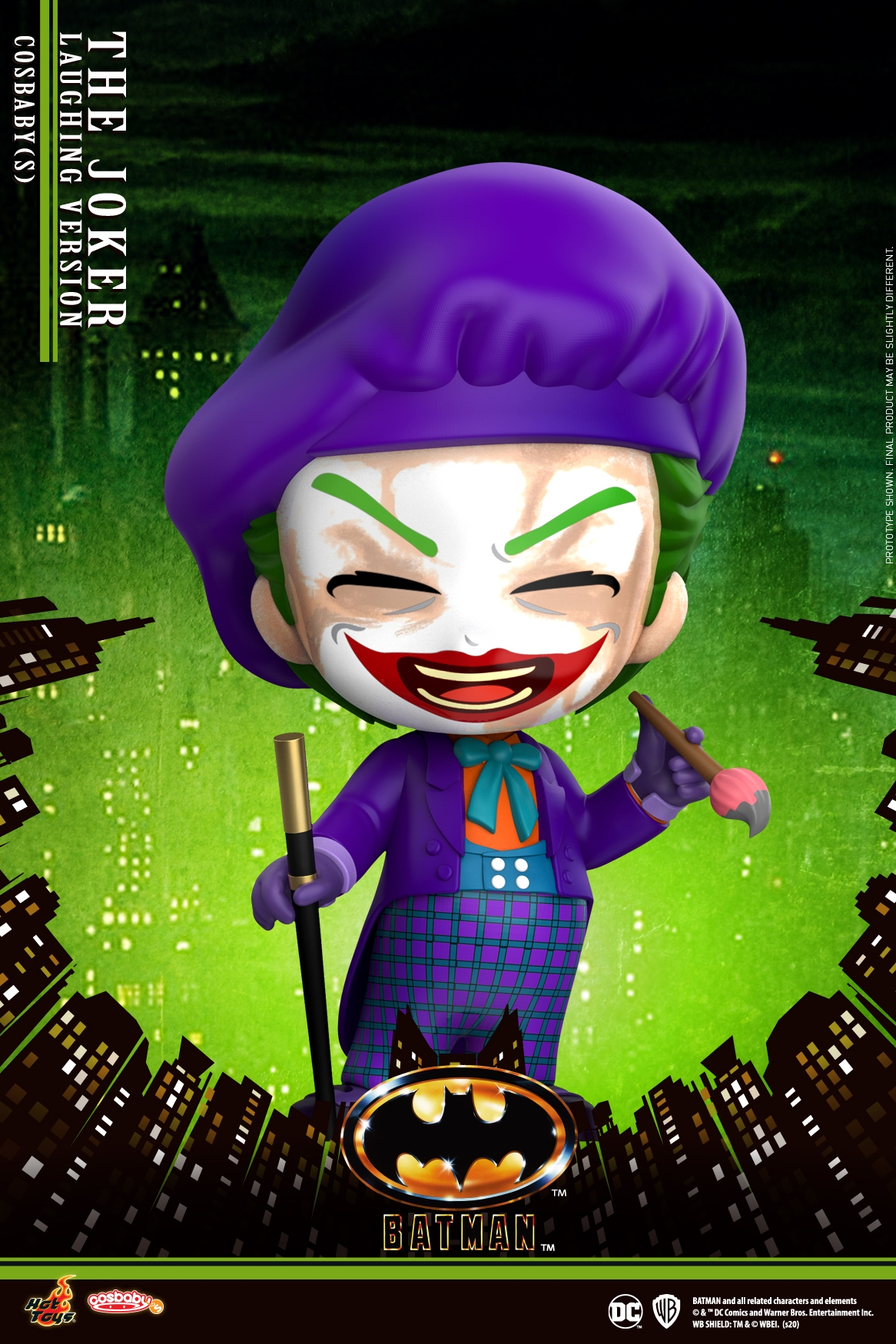 Hot Toys - Batman (1989) - The Joker (Laughing Version) Cosbaby_PR1.jpg