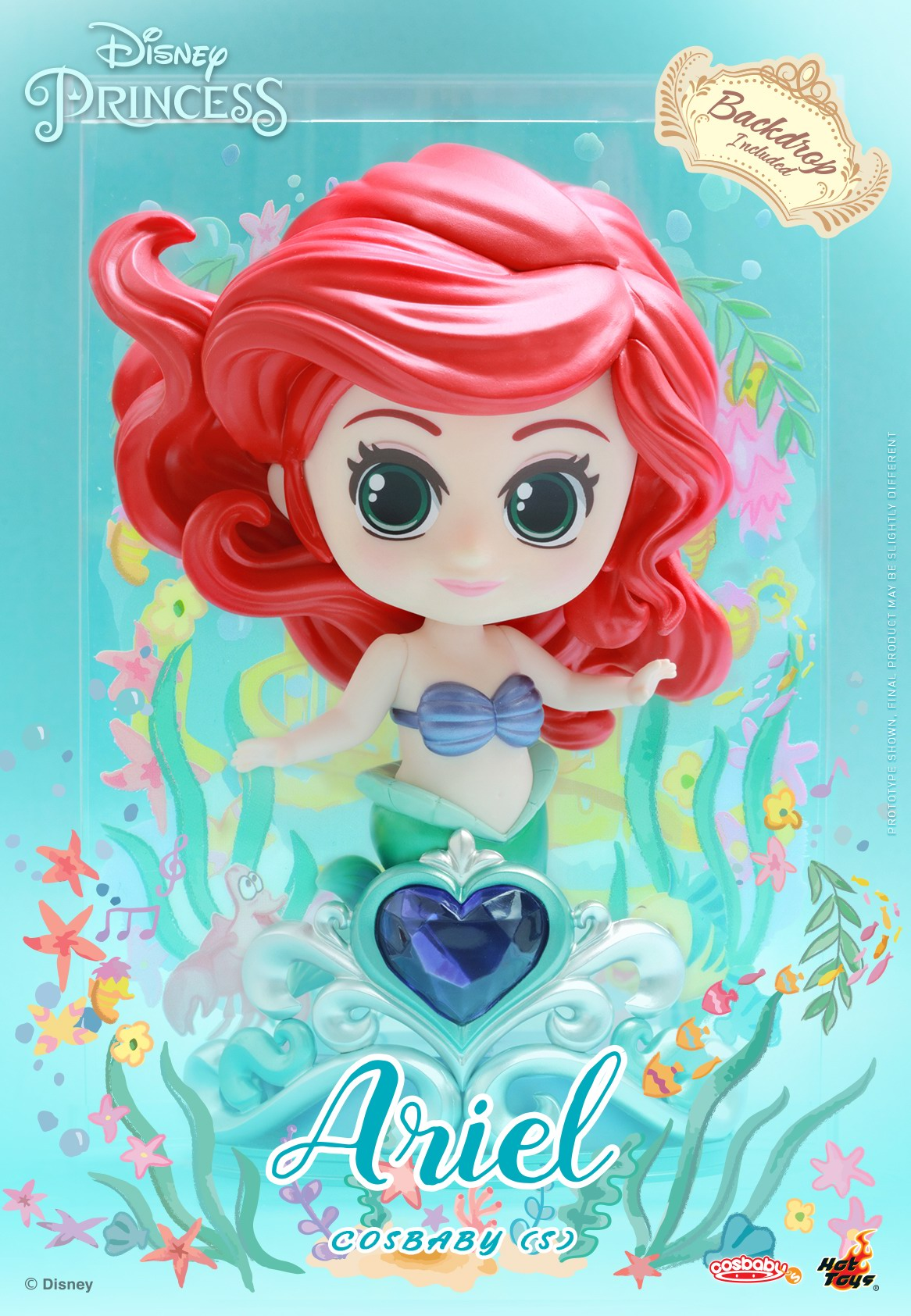 Hot Toys - Disney Princess Cosbaby_Ariel_PR1.jpg
