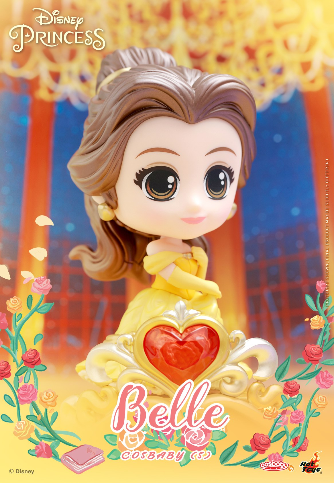 Hot Toys - Disney Princess Cosbaby_Belle_PR2.jpg