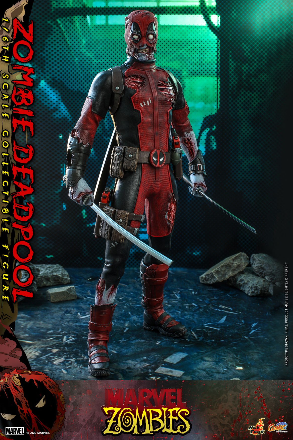Hot Toys - Marvel Zombie - Zombie Deadpool collectible figure_PR9.jpg