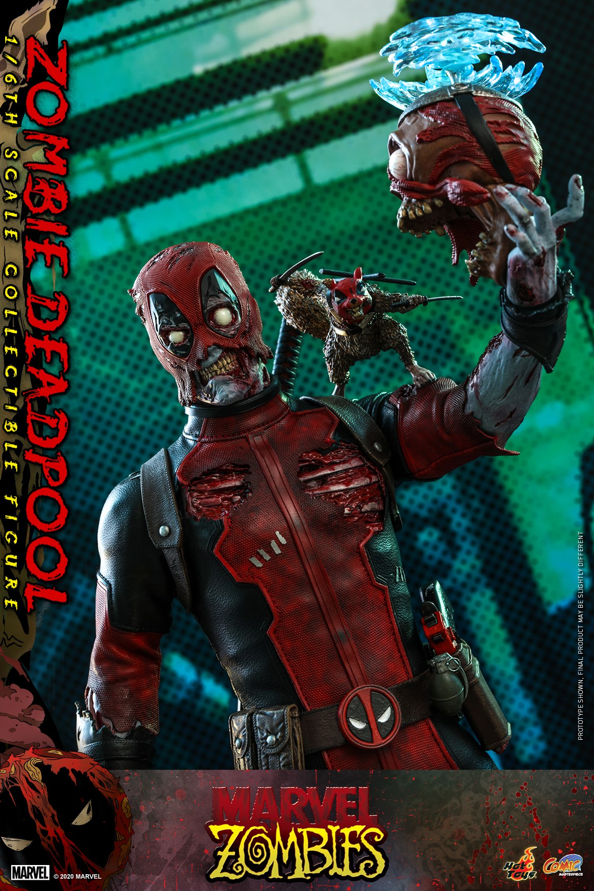 Hot Toys - Marvel Zombie - Zombie Deadpool collectible figure_PR10.jpg